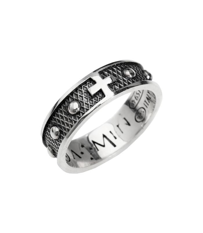 【送料無料】ブレスレット アーメンリングamen anello rosario acr218