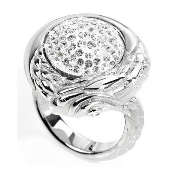 【送料無料】ブレスレット リングs0315442 anello donna just cavalli scoe05014 17,19 mm nuovo