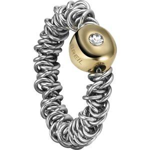 【送料無料】ブレスレット リングbreil anello vertigo donna tj1680