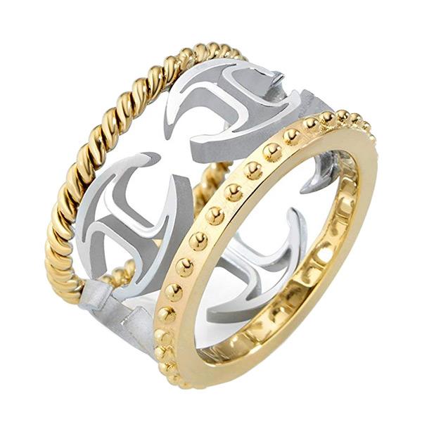 【送料無料】ブレスレット リングs0315355 anello donna just cavalli scage03016 17,83 mm nuovo