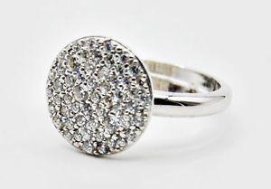 【送料無料】ブレスレット シュヴァリエシルバーイタリアchevalier argento 925 con zirconie bianchi pav artigianale italiano