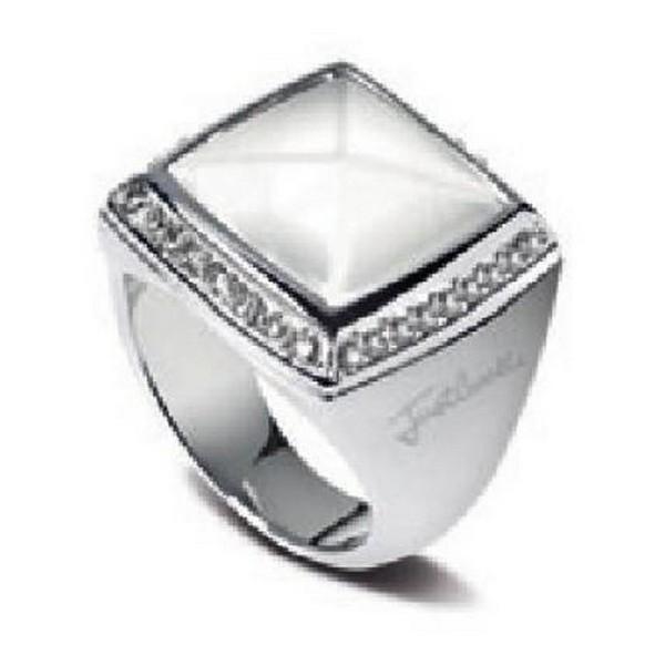 【送料無料】ブレスレット リングs0315466 anello donna just cavalli scru06014 17,19 mm