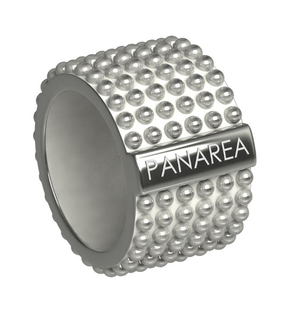 【送料無料】ブレスレット リングパナレアs0309749 anello donna panarea as154pl 14 mm