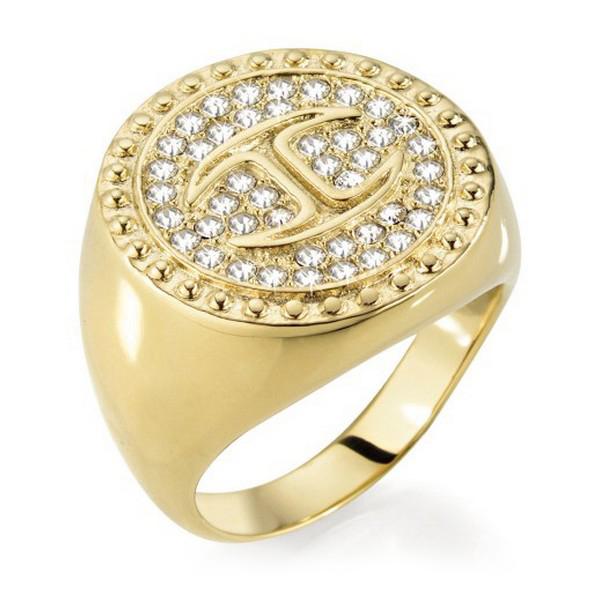 【送料無料】ブレスレット リングs0315326 anello donna just cavalli scaep03016 17,83 mm nuovo