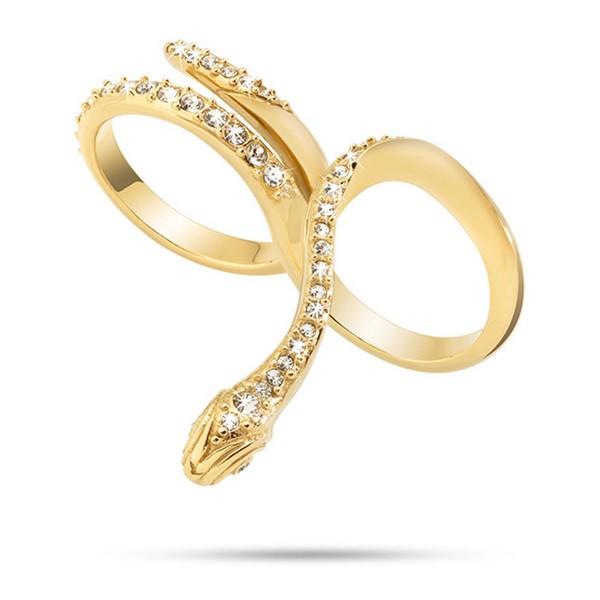 【送料無料】ブレスレット リングs0315277 anello donna just cavalli scacc09014 17,19 mm