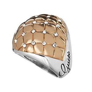 【送料無料】ブレスレット リングs0312858 anello donna guess ubr5141556 17,83 mm