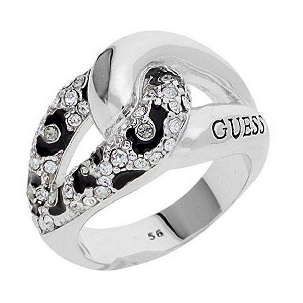 【送料無料】ブレスレット リングs0312864 anello donna guess ubr5142154 17,19 mm nuovo