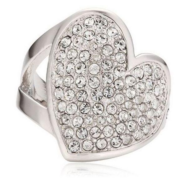 【送料無料】ブレスレット リングs0312813 anello donna guess ubr1140154 17,19 mm nuovo
