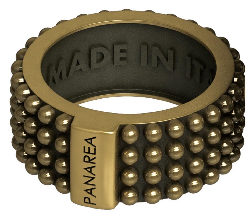 【送料無料】ブレスレット リングパナレアs0309787 anello donna panarea as254ru2 14 mm