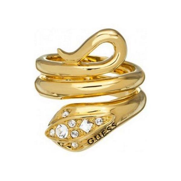 【送料無料】ブレスレット リングs0312862 anello donna guess ubr5142056 17,83 mm nuovo
