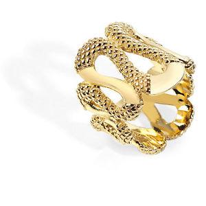 【送料無料】ブレスレット ステンレススチールキャバリリングjust cavalli anello da donna acciaio inossidabile 16 scou06016 idea regalo