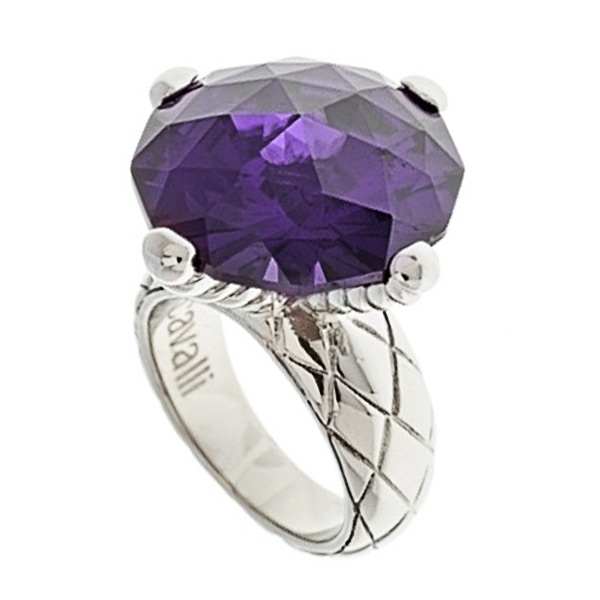 【送料無料】ブレスレット リングキャバリs0315222 anello donna just cavalli sc2207014 17,19 mm nuovo