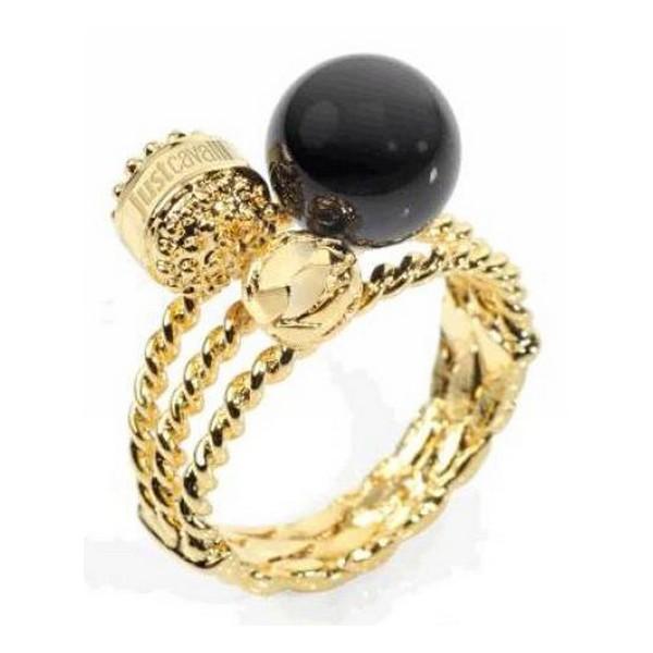 【送料無料】ブレスレット リングs0315478 anello donna just cavalli scxa08014 17,19 mm nuovo