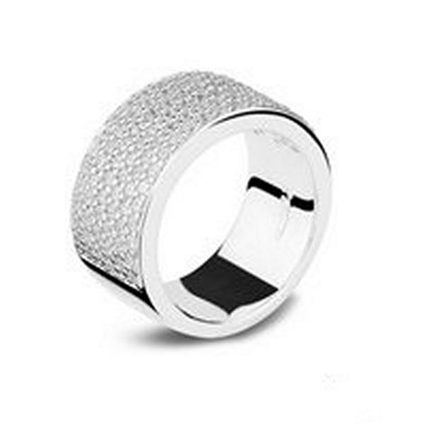 【送料無料】ブレスレット リングs0310518 anello donna ti sento 1485zi 17,19 mm nuovo