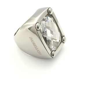 【送料無料】ブレスレット リングs0311295 anello donna morellato s01j209a014 17,1 mm
