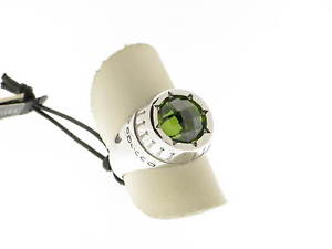 【送料無料】ブレスレット レベッカリングミスrebecca anello tropezienne argento e peridotto chiaro referenza cstasp11 mis11