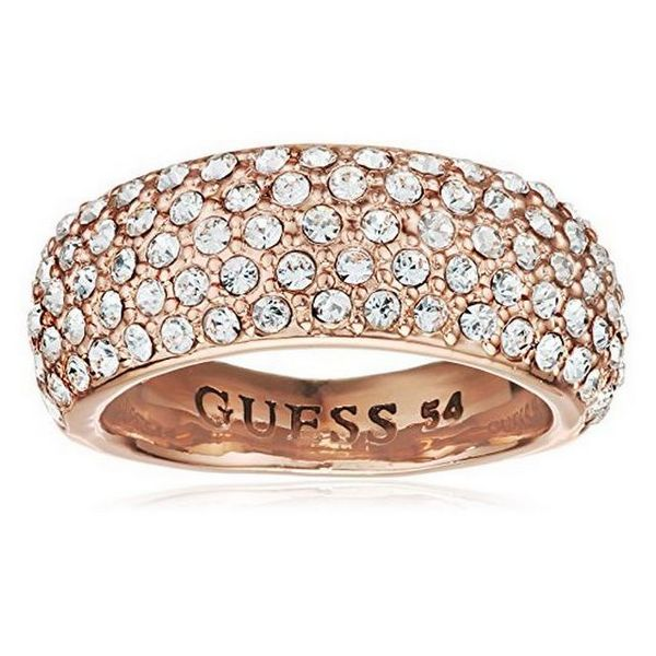 【送料無料】ブレスレット リングs0312886 anello donna guess ubr5143354 17,19 mm nuovo