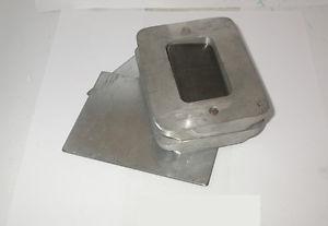 【送料無料】ブレスレット アルミブラケット×staffa alluminio microfusione mm100x70 con premigomma