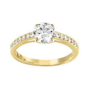 【送料無料】ブレスレット スワロフスキーリングswarovski attract ring 5139635