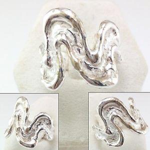 【送料無料】ブレスレット シルバーリングanello donna in argento 925 fatto a mano a66