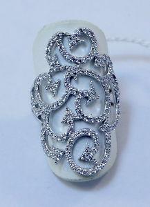 【送料無料】ブレスレット シルバーリング9venticinque by bibig anello in argento 925 e zirconi 7ana0004x