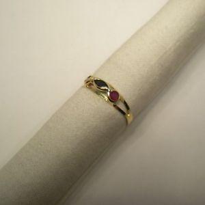【送料無料】ブレスレット リングビンテージワイヤーイエローゴールドktハンドメイドanello filo vintage 1997 oro giallo 18 kt con zirconi lavorato a mano 10359