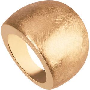 【送料無料】ブレスレット リングユニバーススチールゴールドanello breil universo donna acciaio ip gold 16 tj2192