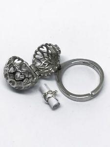 【送料無料】ブレスレット シルバーリングボールanello in argento infinity una sfera