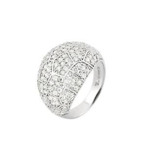 【送料無料】ブレスレット シルバーホワイトリングanello fascia in argento 925 con zirconi bianchi 2jewels ref223060 89