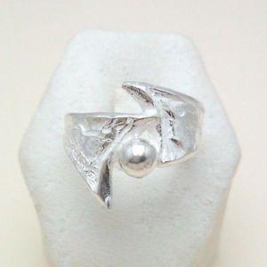 【送料無料】ブレスレット シルバーリングanello da donna in argento 925 fatto a mano a122