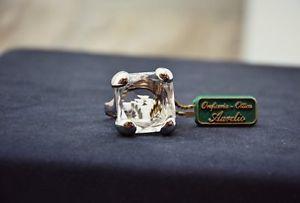 【送料無料】ブレスレット シルバーリングジルコンシルバーリングanello argento 925 zircone swarovsky silver ring sconto discount nuovo