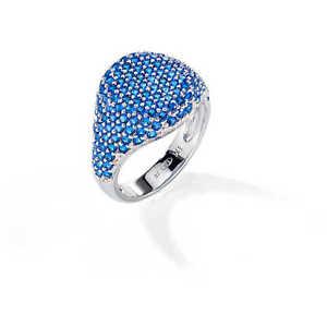 【送料無料】ブレスレット リングシルバーシルバーanello donna morellato saiw12018 tesori argento silver 925 misura 18 cristalli