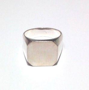 【送料無料】ブレスレット シルバーリングanello da uomo in argento 925 fatto a mano a100