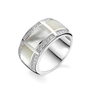 【送料無料】ブレスレット リングti sento 1346mw_56 anello donna it