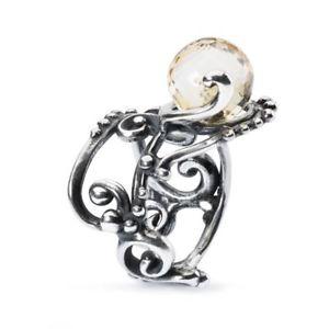 【送料無料】ブレスレット ファッションリングシルバーシトリンクォーツmoda anello trollbeads donna argento quarzo citrino 13 tagri00363
