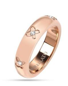 【送料無料】ブレスレット リングリングゴールドサイズmorellato anello fedina donna love rings pvd oro rosasna28 misura 16 o 18