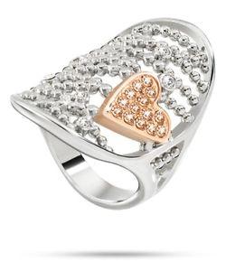 【送料無料】ブレスレット リングピンクゴールドハートサイズmorellato cuoremio anello sada09 pvd oro rosa cuore misura 16
