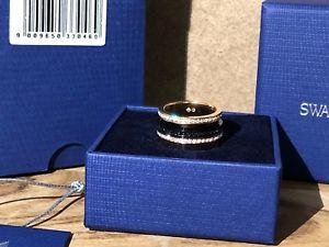 【送料無料】ブレスレット スワロフスキーリングswarovski anello 5033046 dimensioni 55 merce nuova con imballaggio