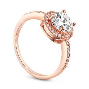 【送料無料】ブレスレット リングピンクゴールドマイクロジルコンanello donna trendy ottone oro rosa micro pave zircone sposami