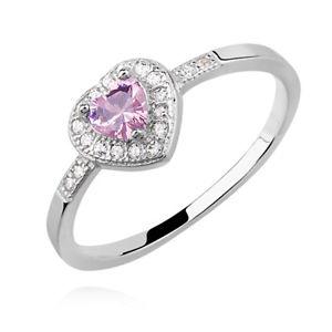 【送料無料】ブレスレット スターリングシルバーピンクハートサイズセラーリング925 argento sterling anelli con cuore rosa amore carino taglie ip regalo uk venditore