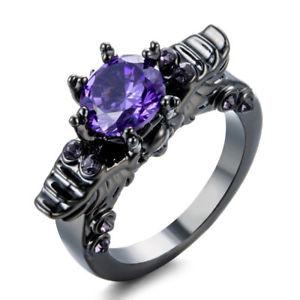 【送料無料】ブレスレット ステンレススチールリングスカルスカルdonna anello in acciaio inossidabile con rating aaa zirconi skull teschio emo cz cristallo red9l