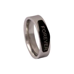【送料無料】ブレスレット リングパートナーリングun anello partner amicizia anello con incisione gratis 163h
