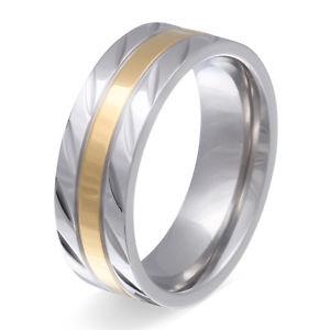 【送料無料】ブレスレット リングパートナーステンレスリングuomo anello partner amicizia anello in acciaio inox incl incisione gratis 143h