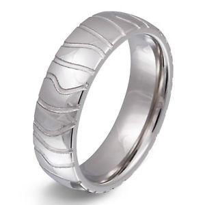【送料無料】ブレスレット リングパートナーステンレスリングuomo anello partner amicizia anello in acciaio inox incl incisione gratis 147h