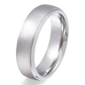 【送料無料】ブレスレット ステンレスパートナーリングuomo fedina partner anello in acciaio inox incl incisione gratis 140h