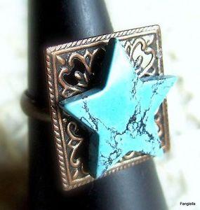 【送料無料】ブレスレット ターコイズbague toile trs originale en turquoise bleue