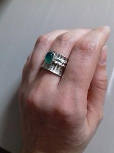 【送料無料】ブレスレット アルジェントマッシフbague chevalire femme anneaux multiples argent massif 9251000 neuve t60
