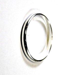 【送料無料】ブレスレット シルバーfede in argento 925 fidanzamento possibilit incisione uomo donna