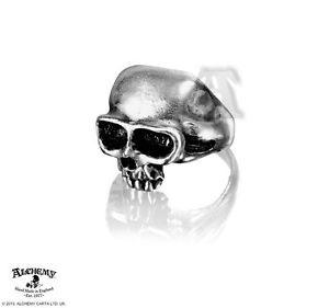 【送料無料】ブレスレット ゴシックリングリングブランドalchemy gothic morte anello ring nuovissimo