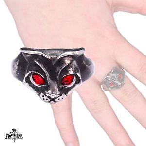 【送料無料】ブレスレット バステトネコエジプトリングalchemy bastet dea feline culto egiziano anello